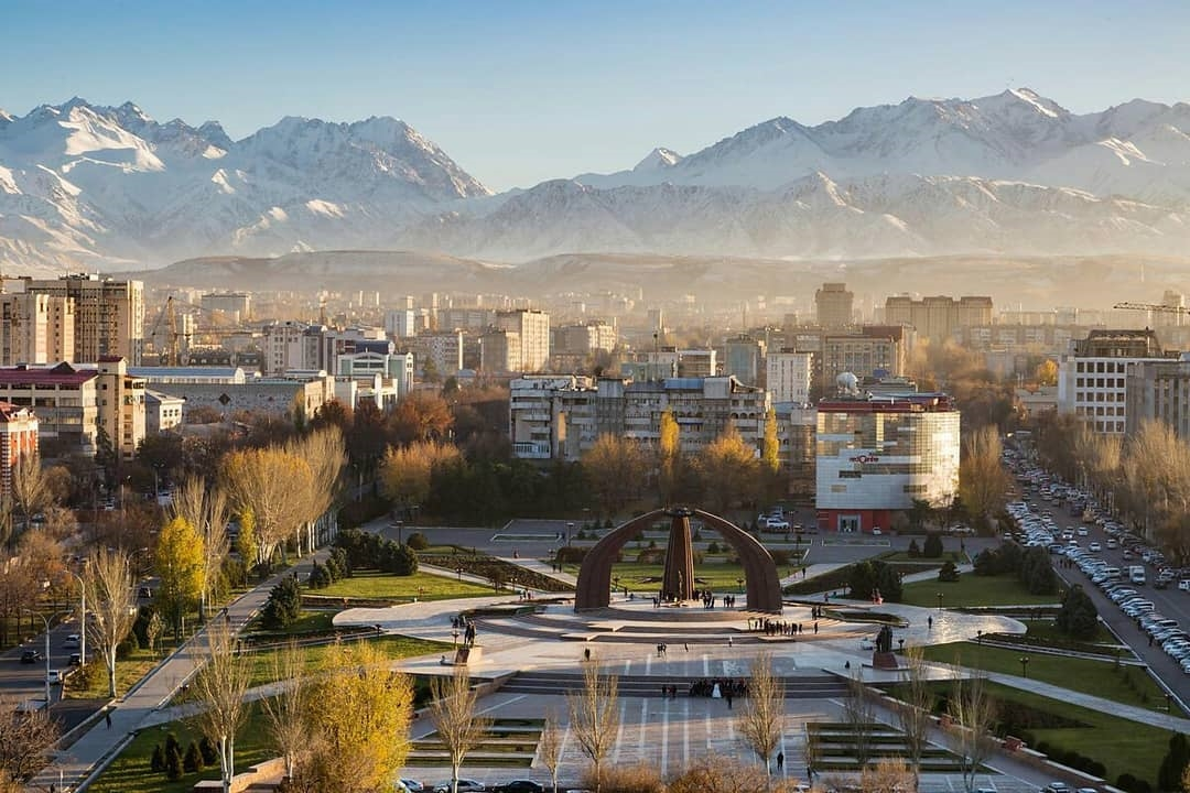 Getaways from Singapore - Bishkek, Kyrgyzstan