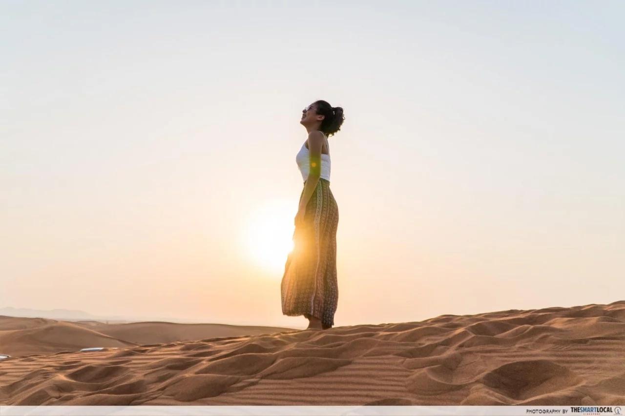 Getaways from Singapore - Dubai, UAE