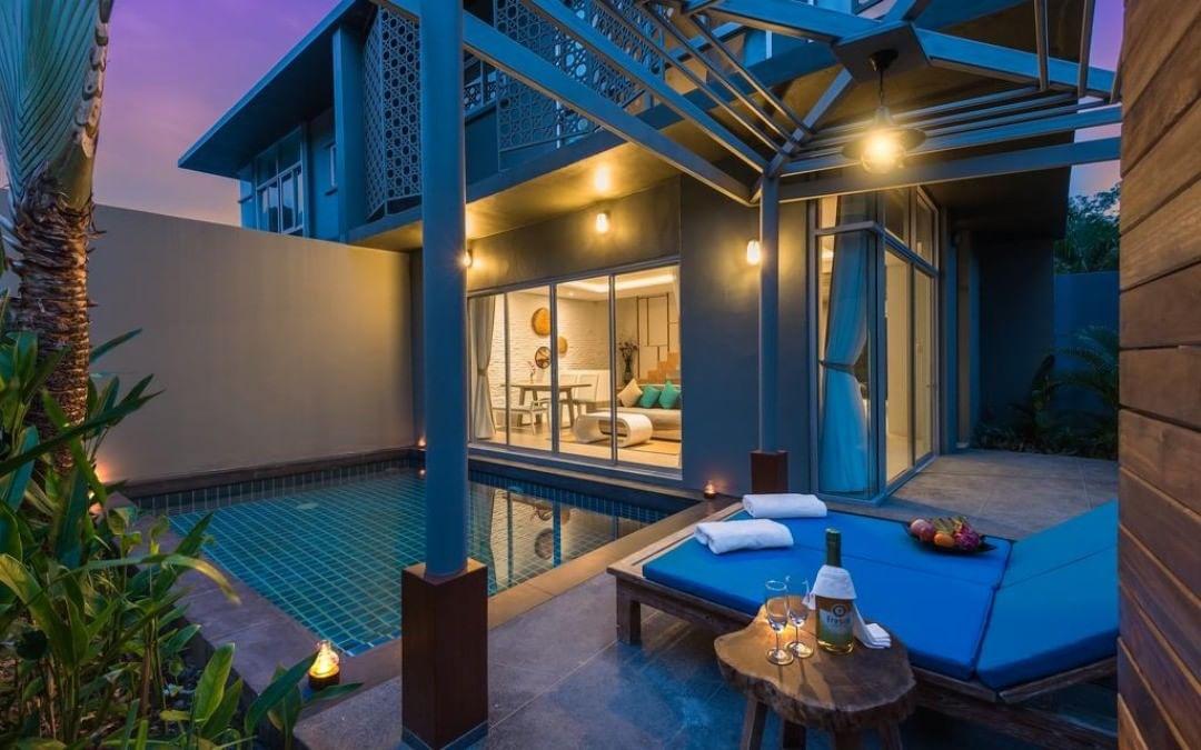 Getaway from Singapore - Villa Sonata Phuket