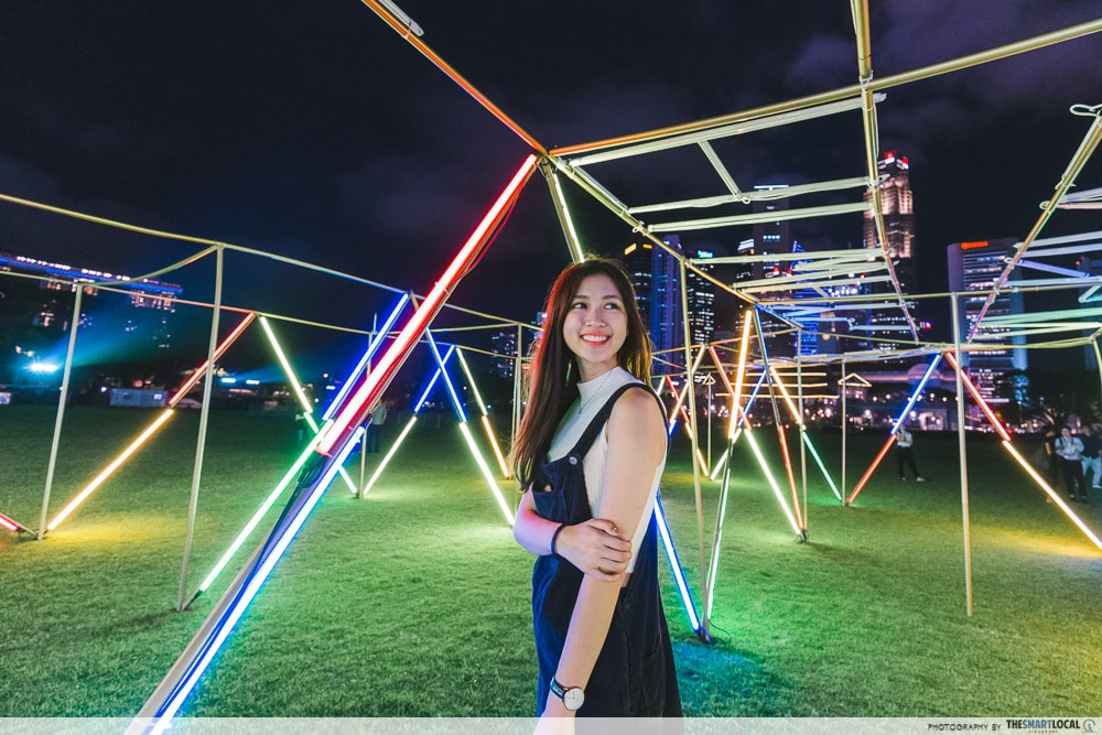 Optical Maze Light To Night Festival 2020