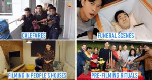 Mediacorp Secrets Singapore Entertainment Industry Insider