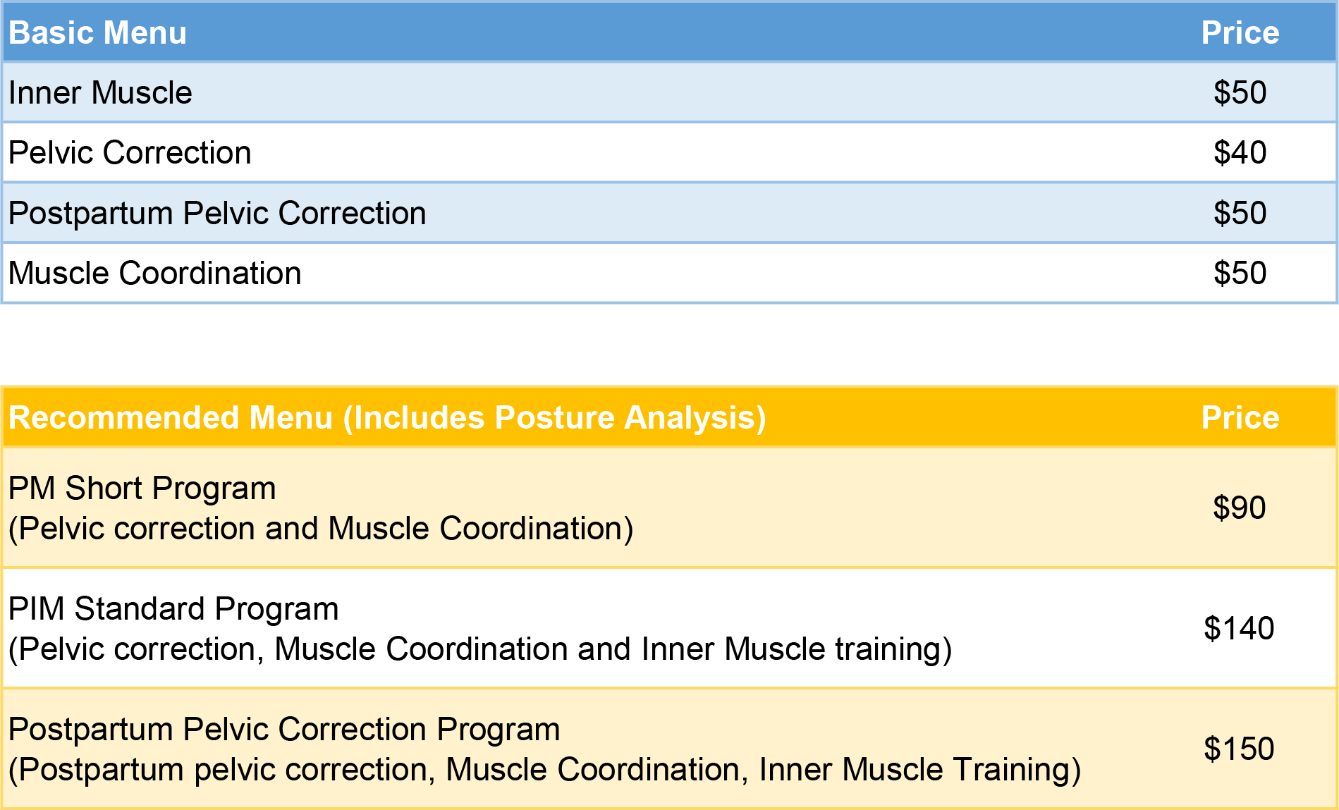 Medical Japan Group Singapore Japanese Body Therapy Prices