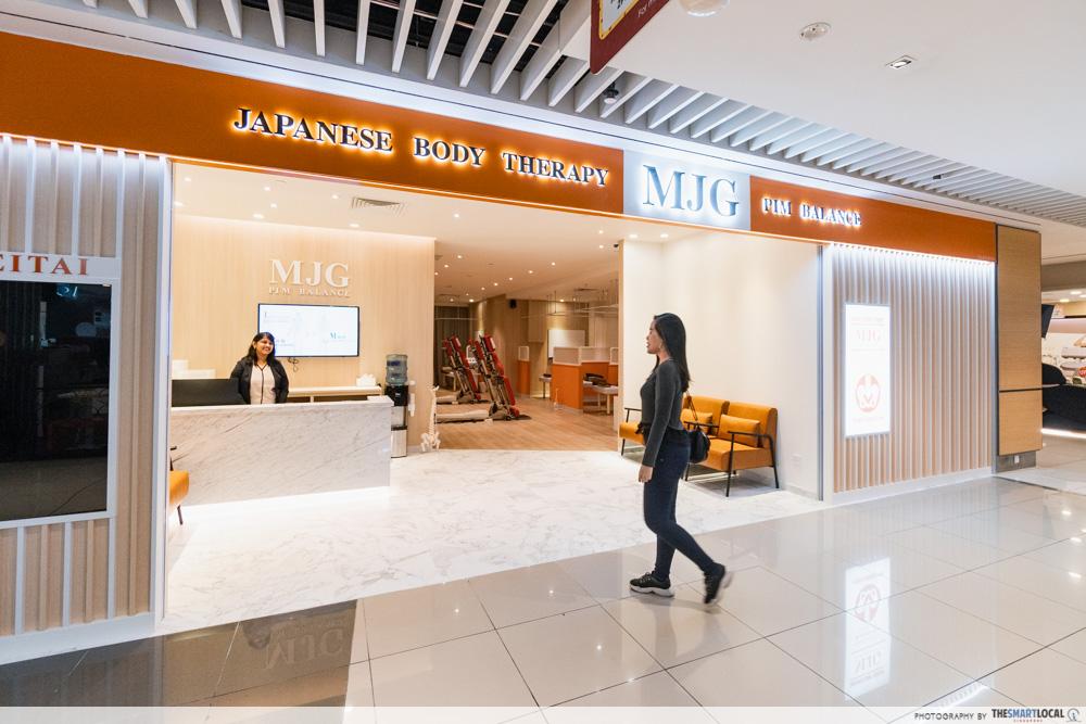 Medical Japan Group Singapore Japanese Body Therapy Suntec City