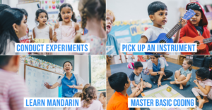 Preschool activities in Singapore (1)