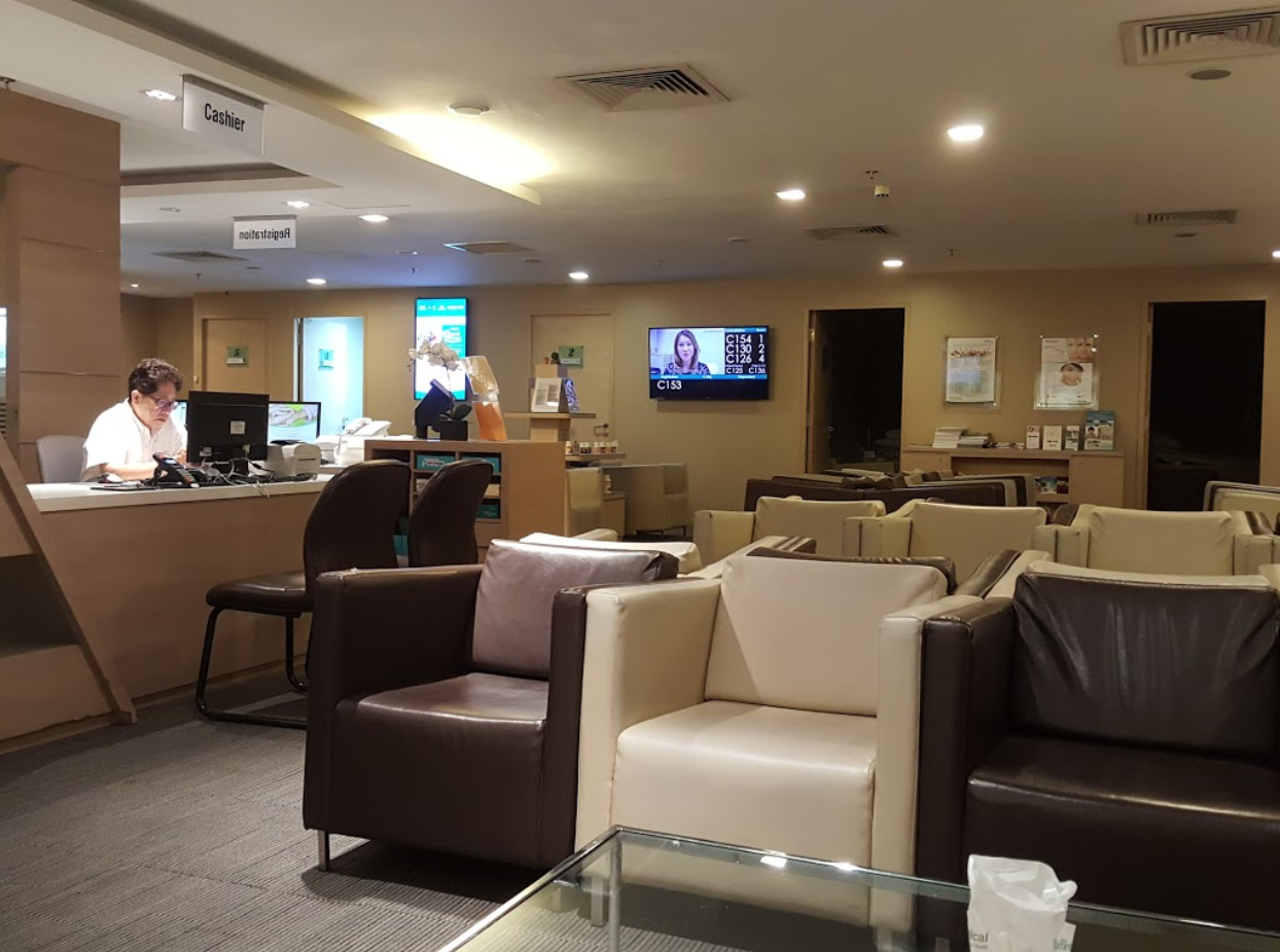 Raffles Medical Airport 24-hour Clinic