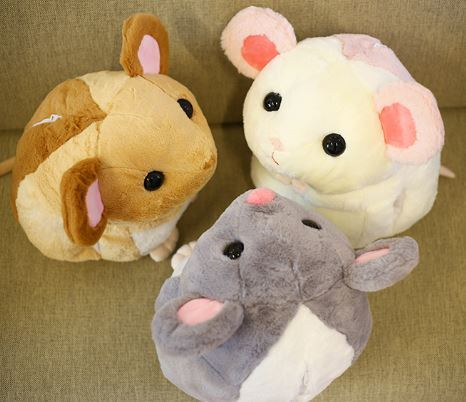 Mouse blanket plushie taobao
