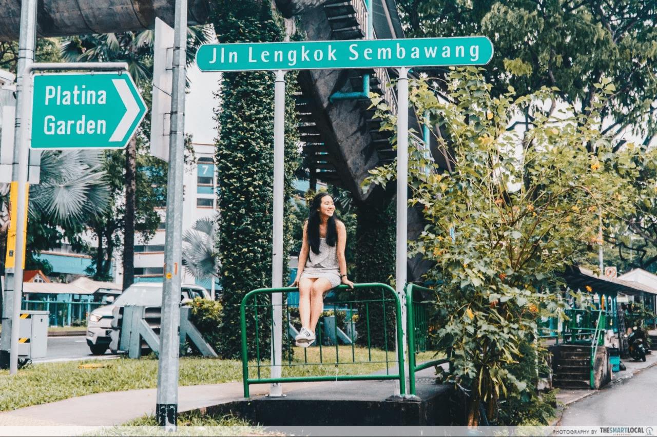 Jalan Lengkok Sembawang