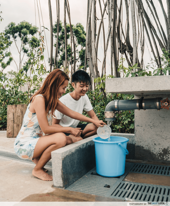 Sembawang Hot Spring Park Singapore Fill Your Own Bucket