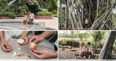 Sembawang Hot Spring Park Singapore Guide
