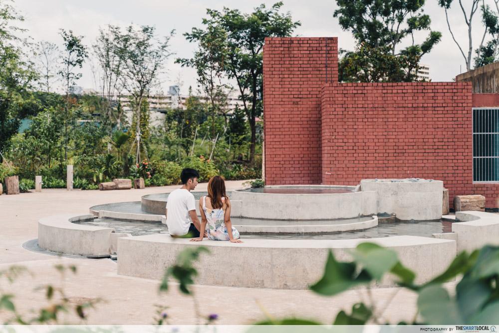 Sembawang Hot Spring Park Singapore Spa