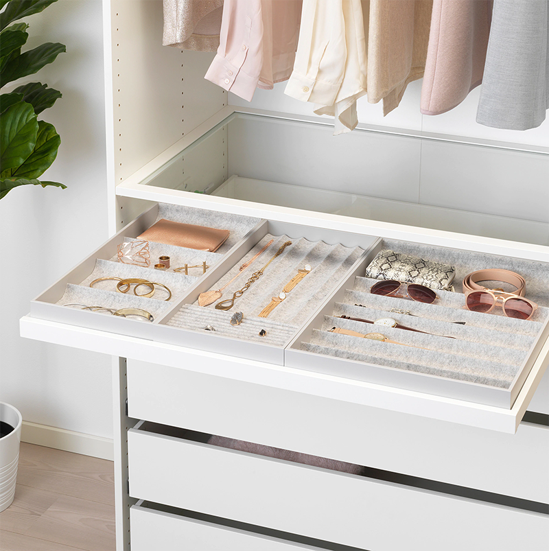 Storage Tips Singapore Compartment Divider