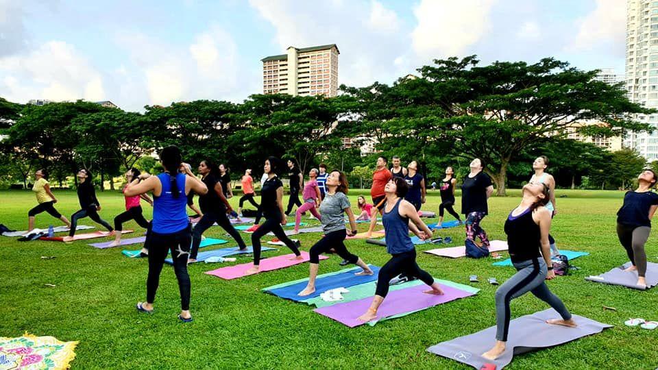 Yoga Seeds free yoga