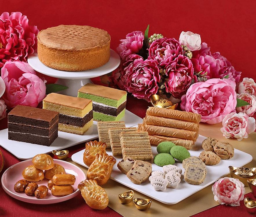 Prima Deli Chinese New Year Snacks 2020 Singapore