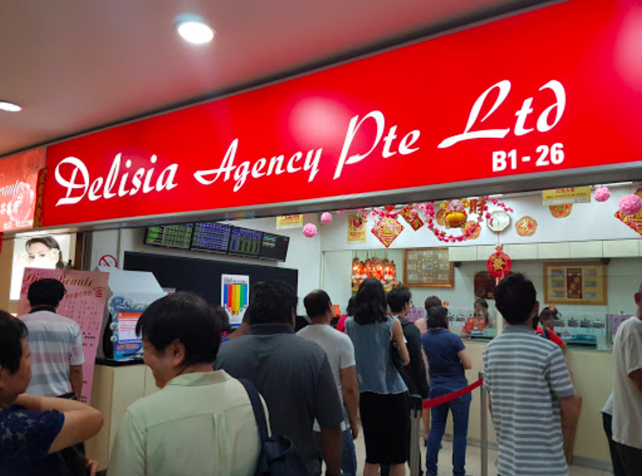 Delisia Agency Pte Ltd