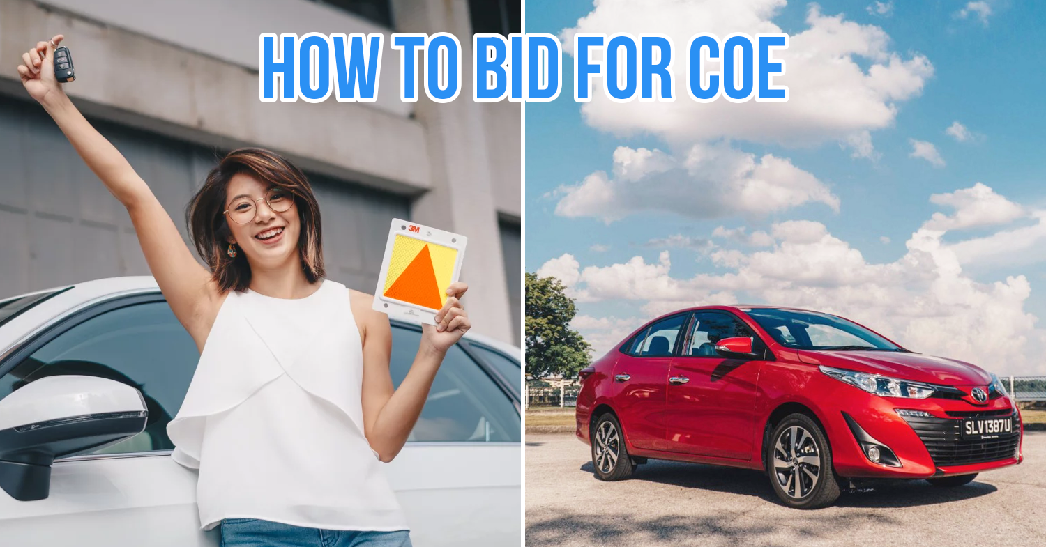 how to bid for coe
