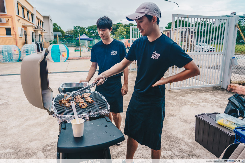 Premium BBQ by Sunday Roast