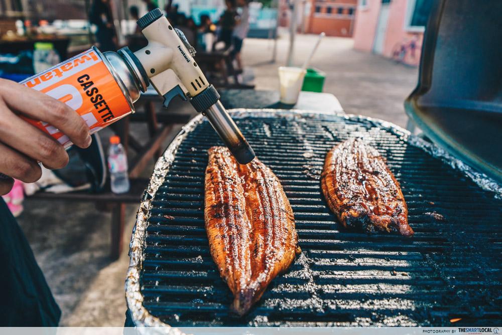 Premium BBQ by Sunday Roast unagi