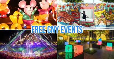 free cny events