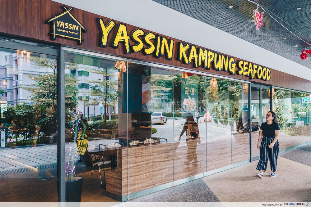halal cafes north singapore zi char