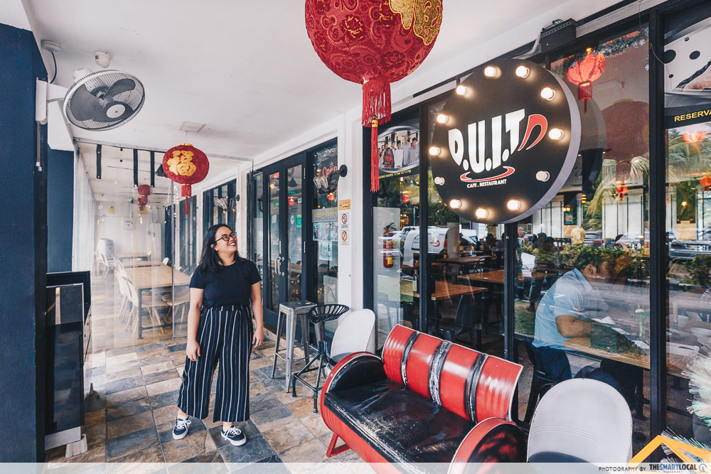 halal cafes north singapore shellout