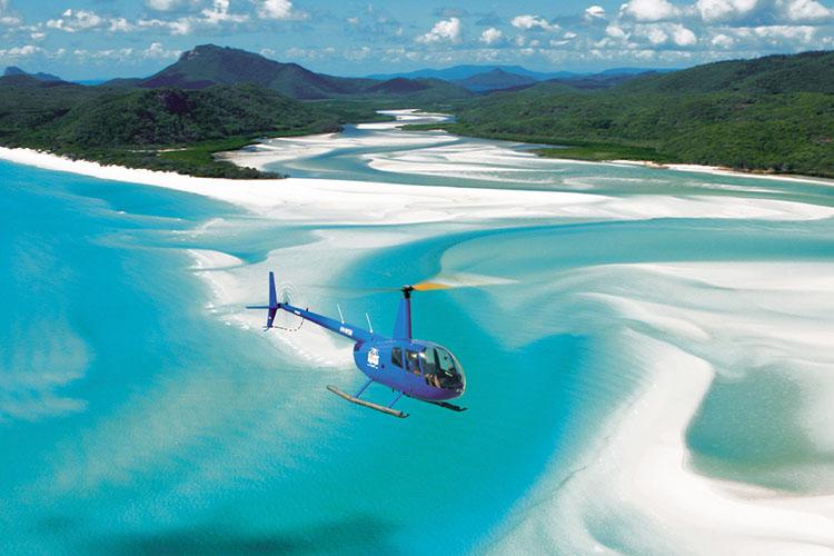 Regent helicopter excursion