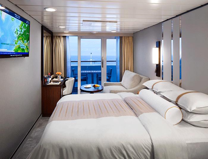 Azamara club cruises stateroom