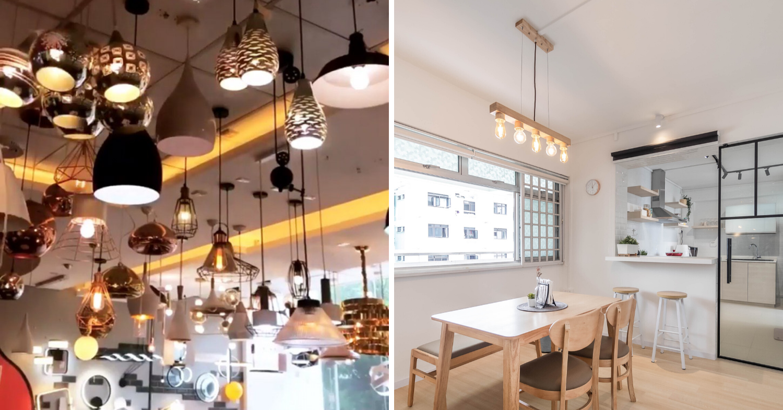 agcdesign hdb dining area toa payoh 4 room lightart studio