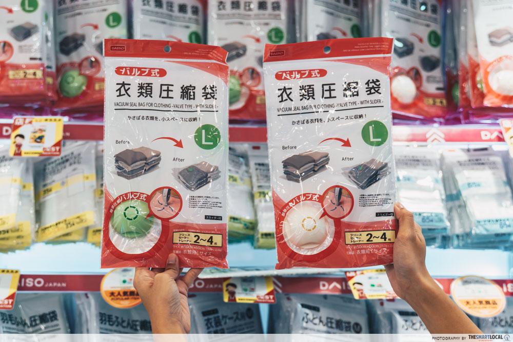Vacuum seal bag