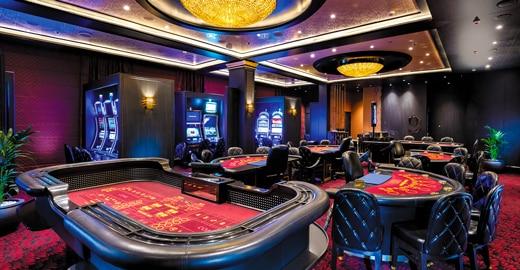 Regent cruises casino