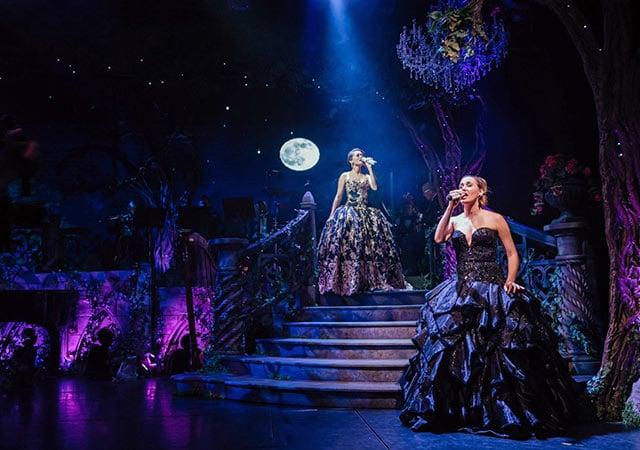 Princess Cruises Broadway musical