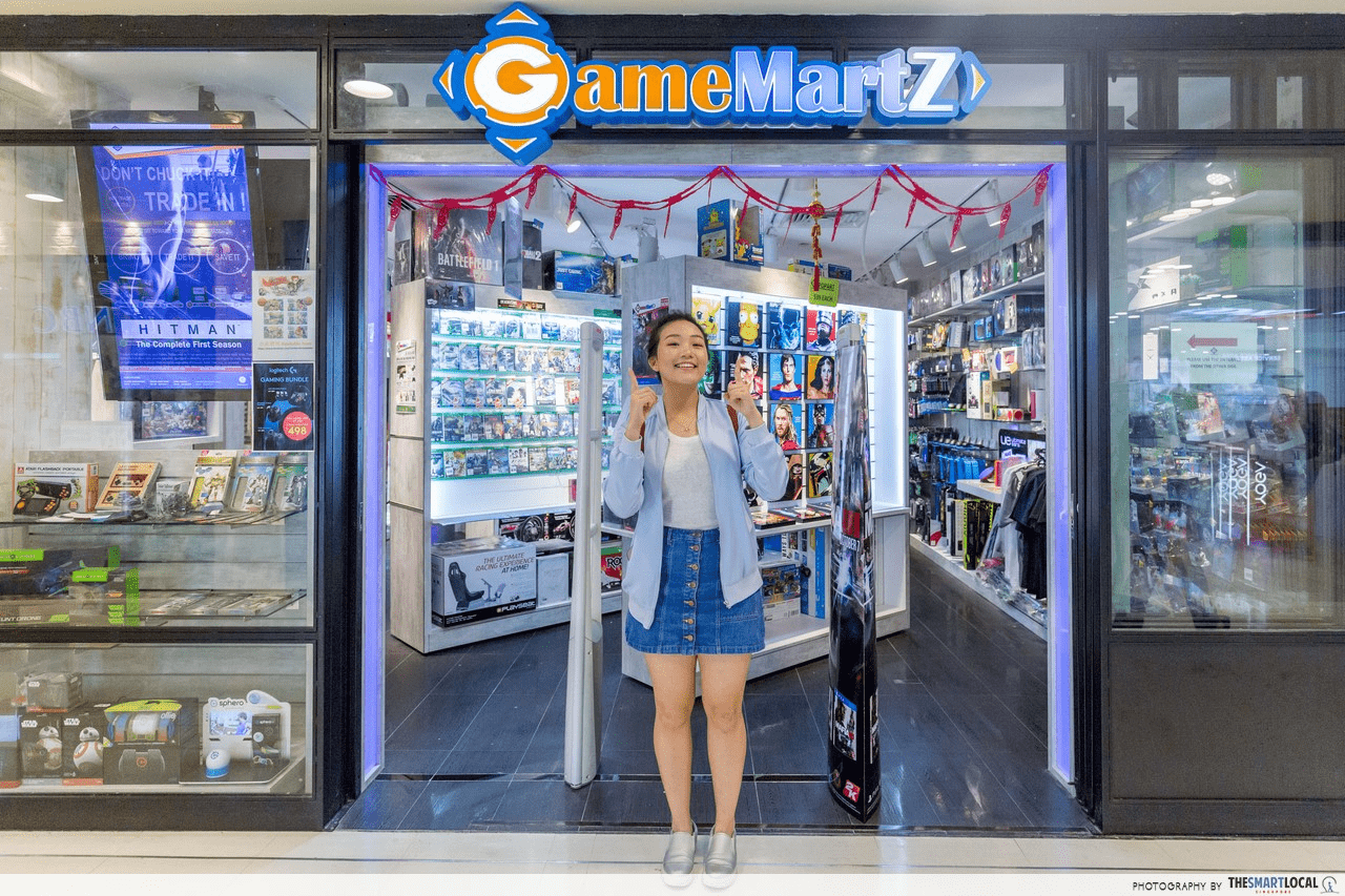 GameMartz shop
