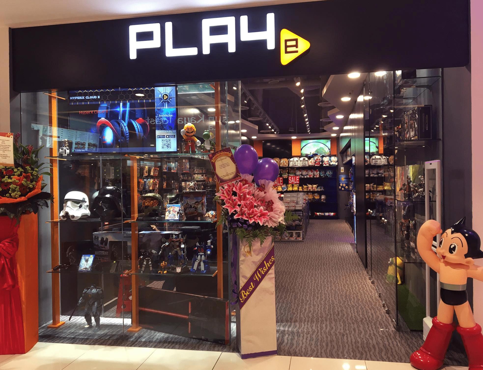 PLAYe shop