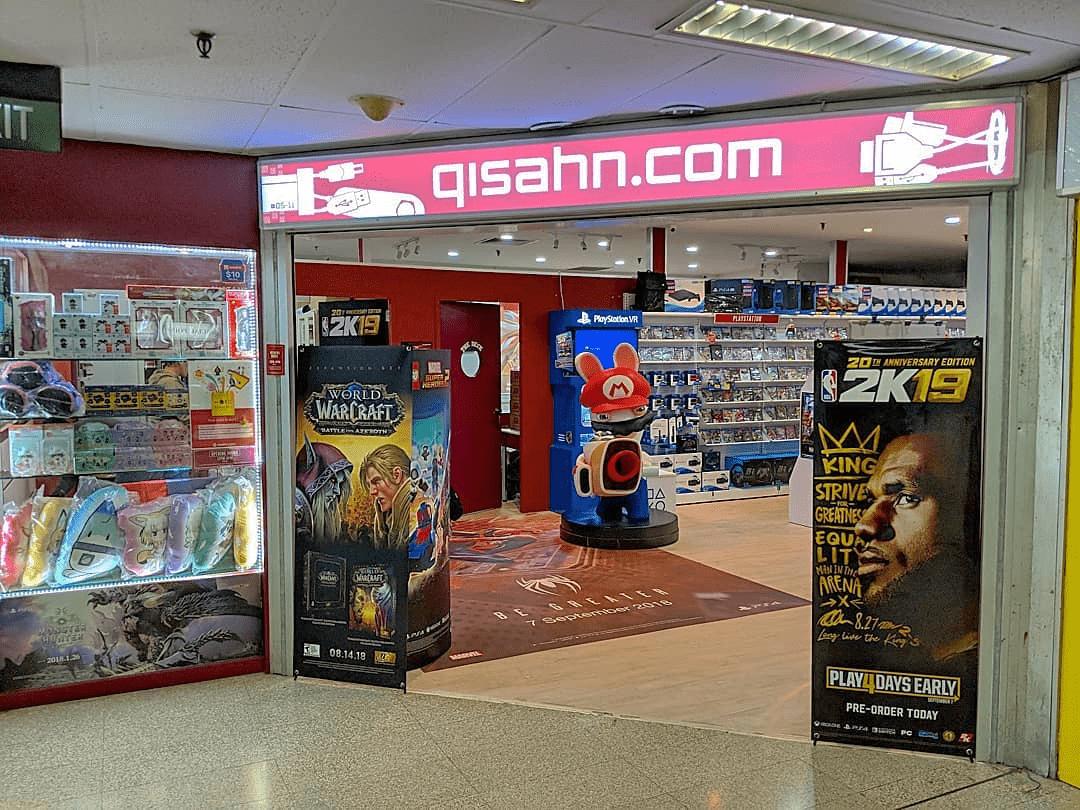 qisahn shop