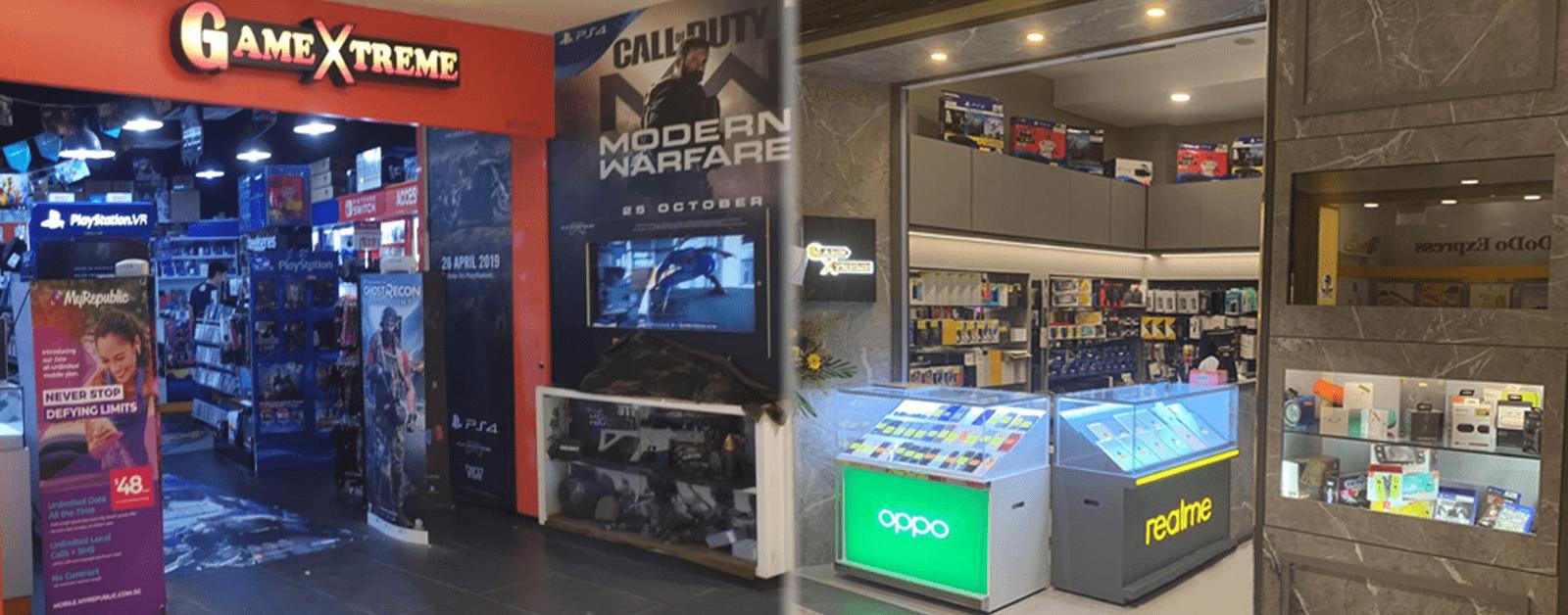 GameXtreme shop