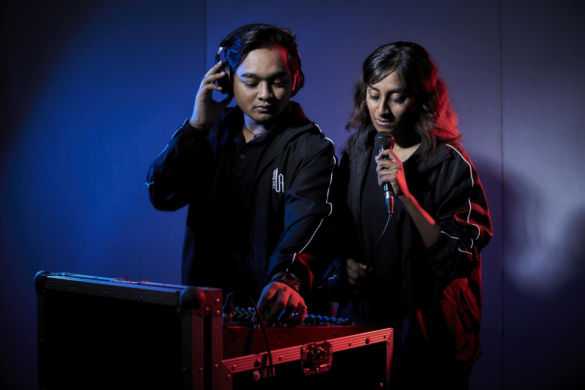 polytechnic to local university - live audio cca at nanyang polytechnic