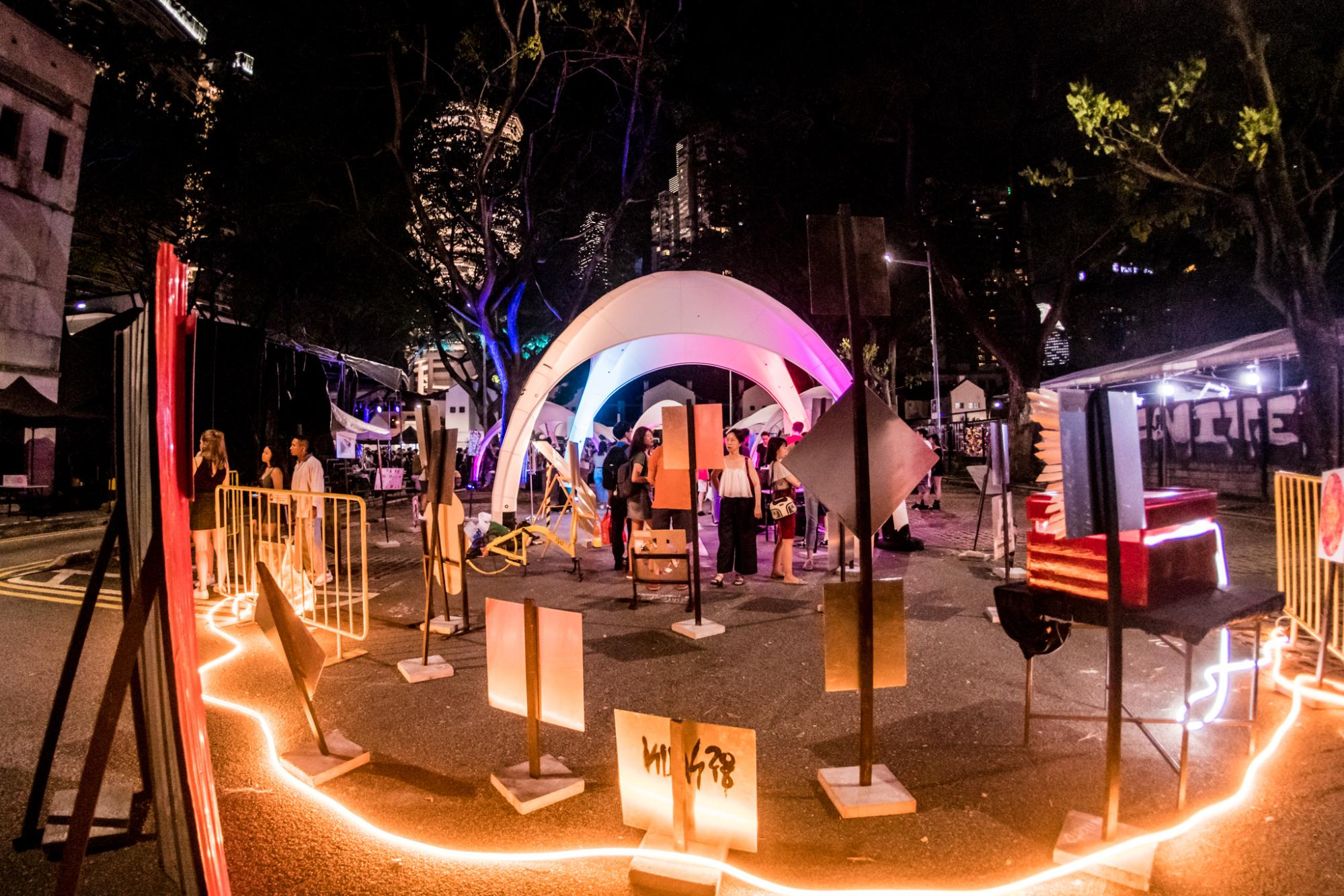 singapore art week 2020 - aliwal urban art festival