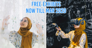 singapore biennale 2019 - collage of sitsit sa kuliglig and the chalk room