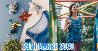 Safari Zoo Run 2020 Singapore Free Runners Entitlements