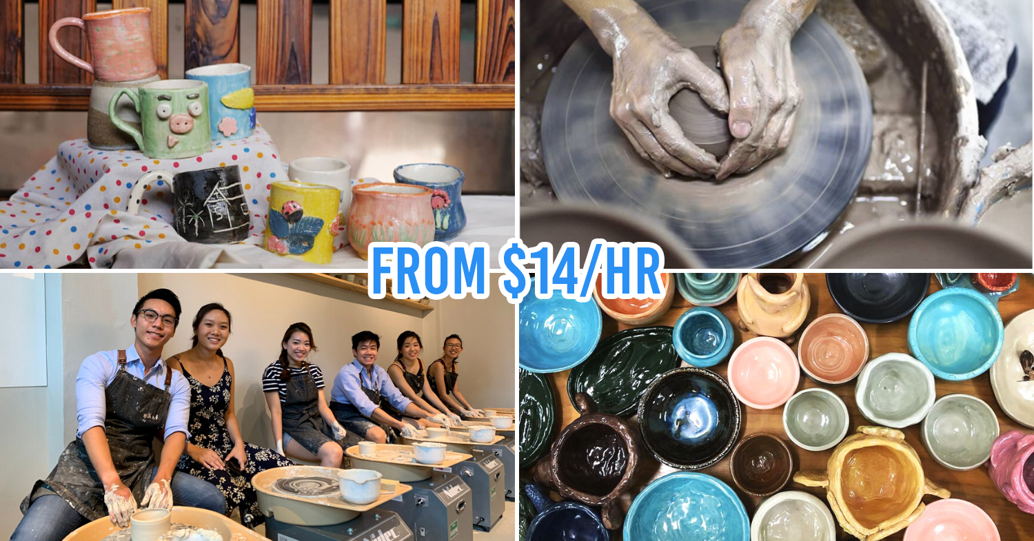 pottery in singapore