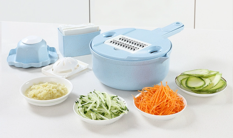 8 in 1 vegetable cutter