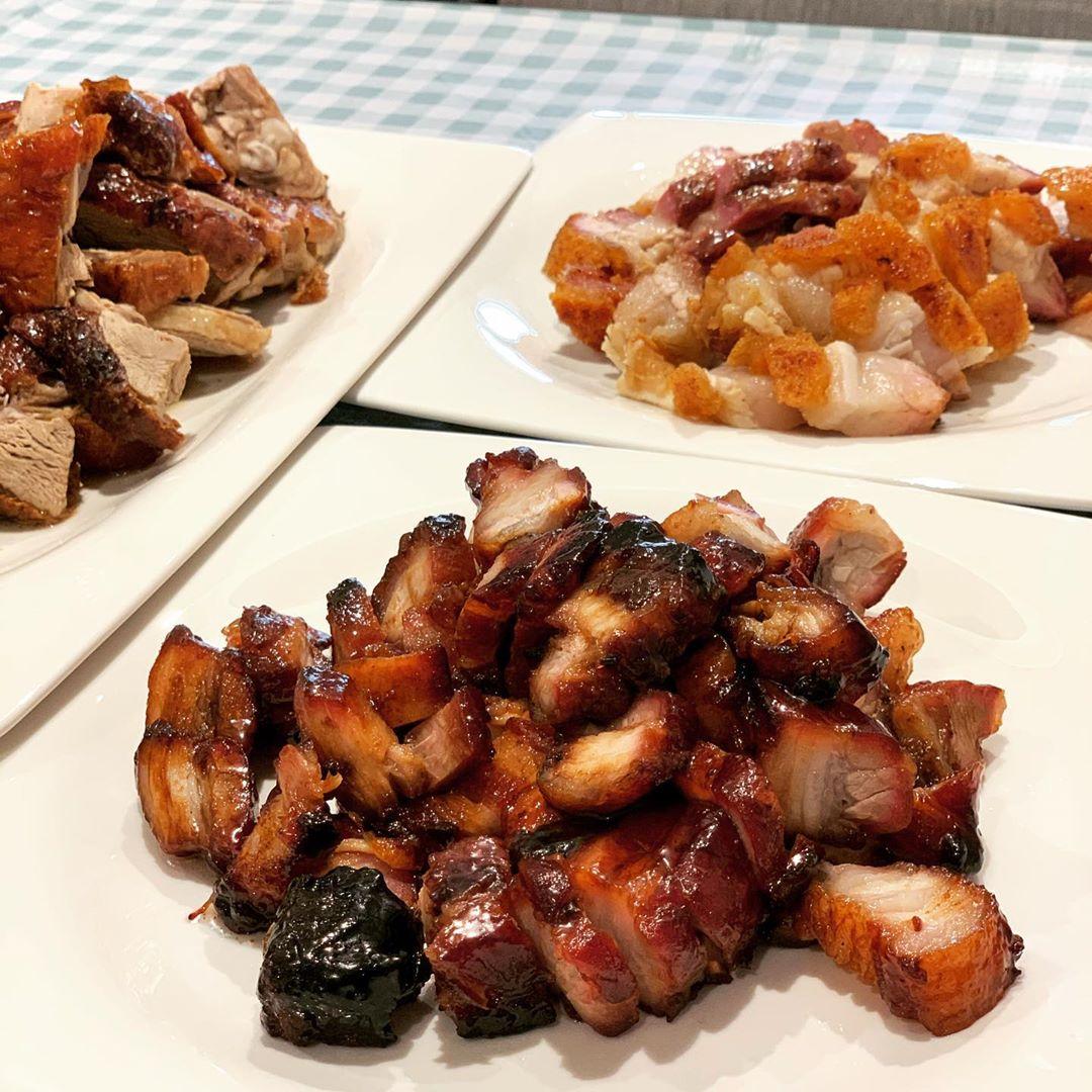 roast pork char siew cooking classes