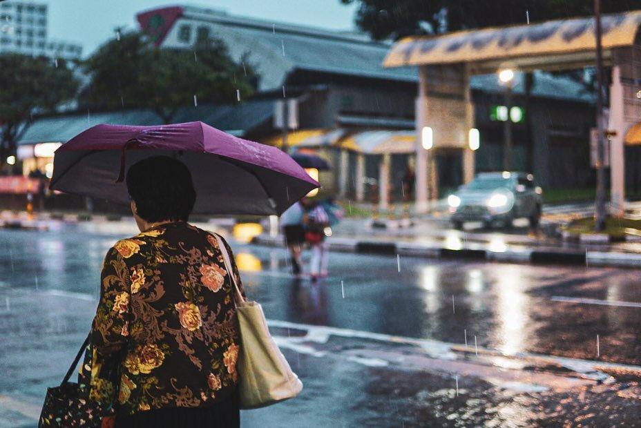 Always rains on Good Friday