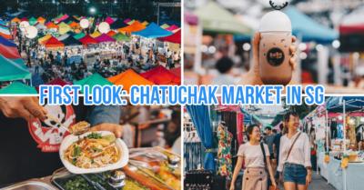Chatuchak Night Market