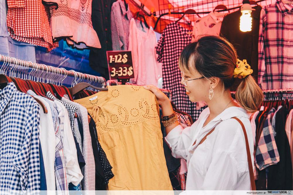 Chatuchak Singpaore clothes