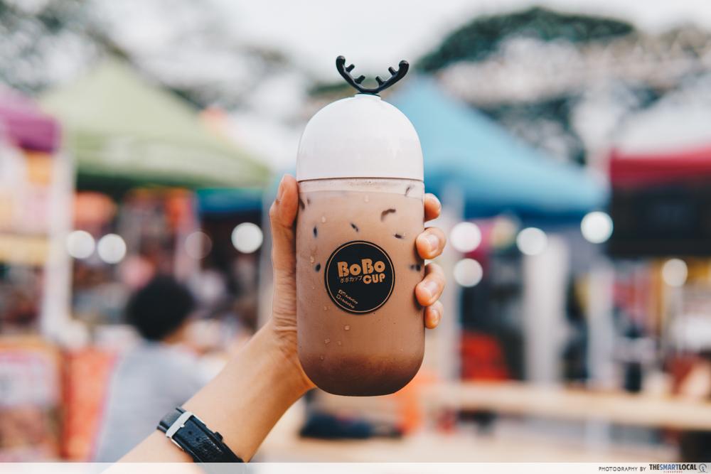 Bobo cup