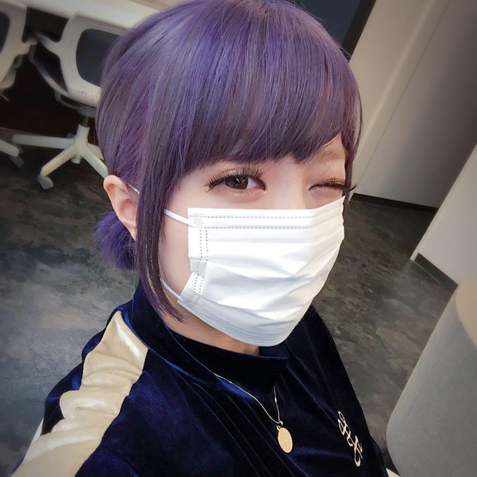 Eye makeup surgical mask
