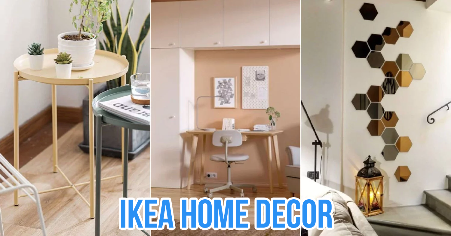 Ikea home decor