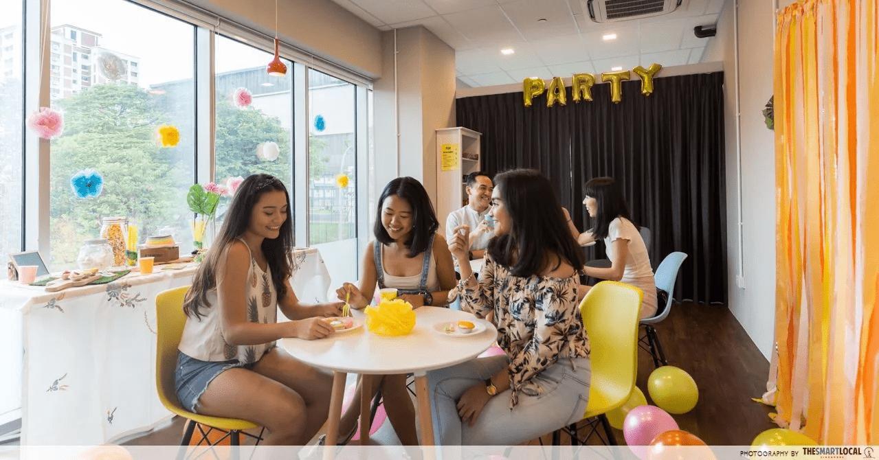 Party Gathering Singapore