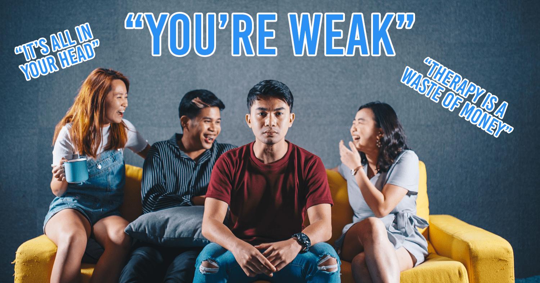 Depression Misconceptions Singapore Mental Health