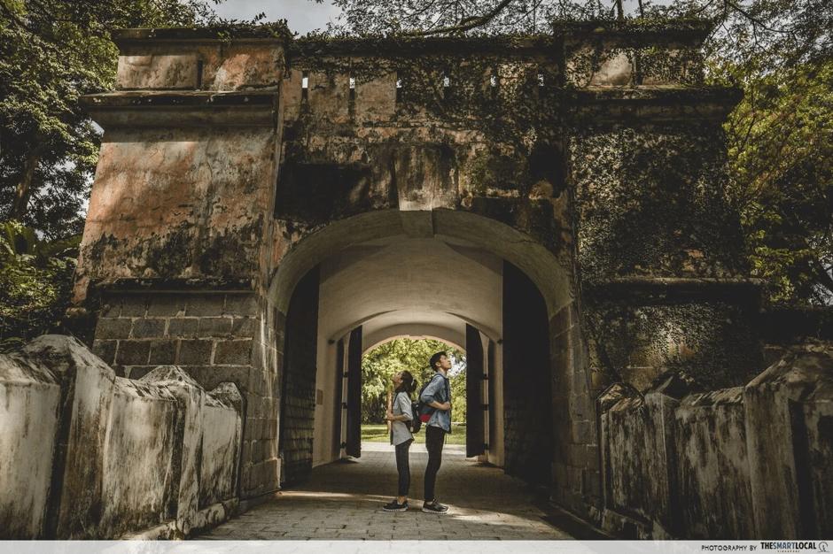 Fort Canning TSL